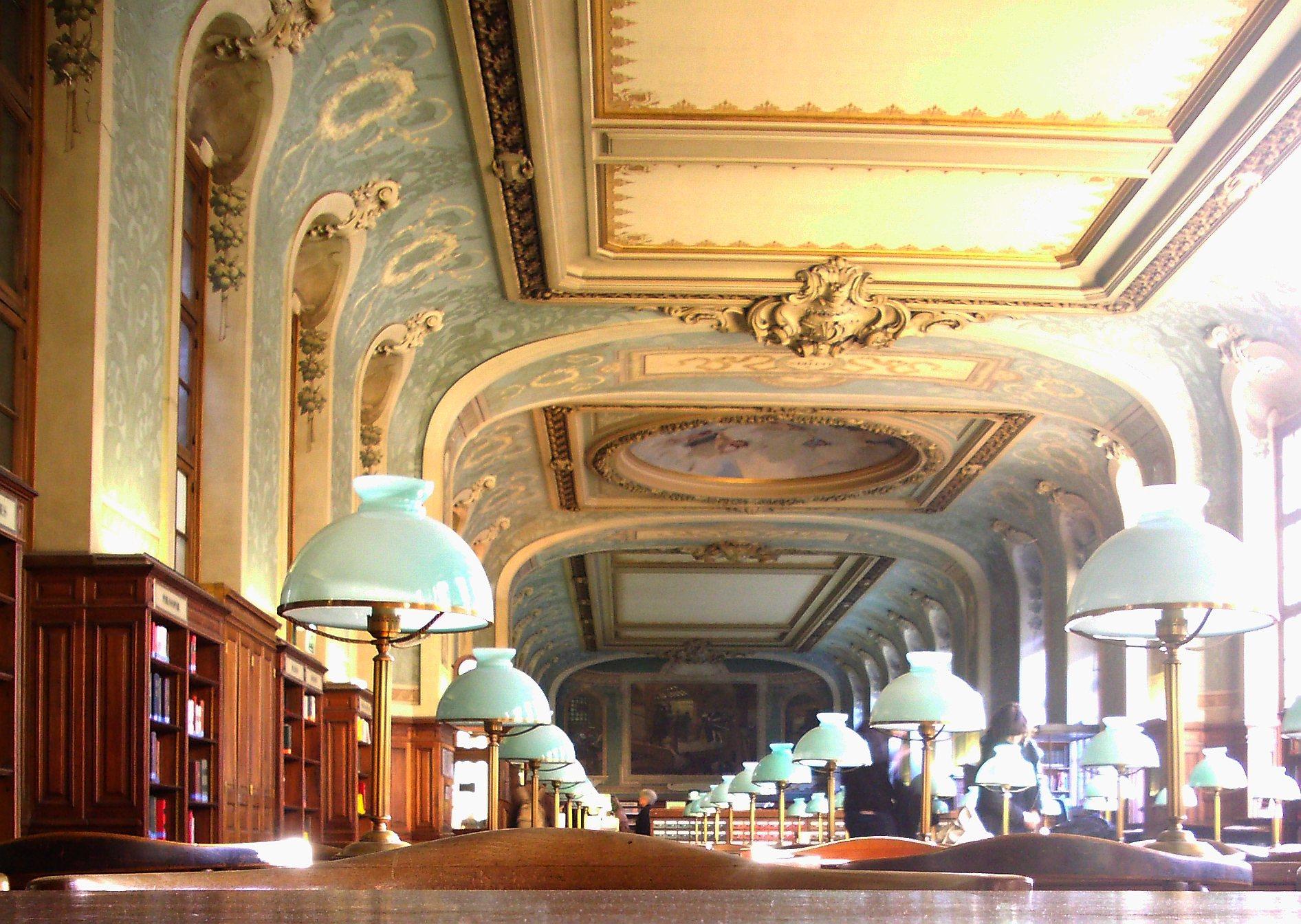 Paris library