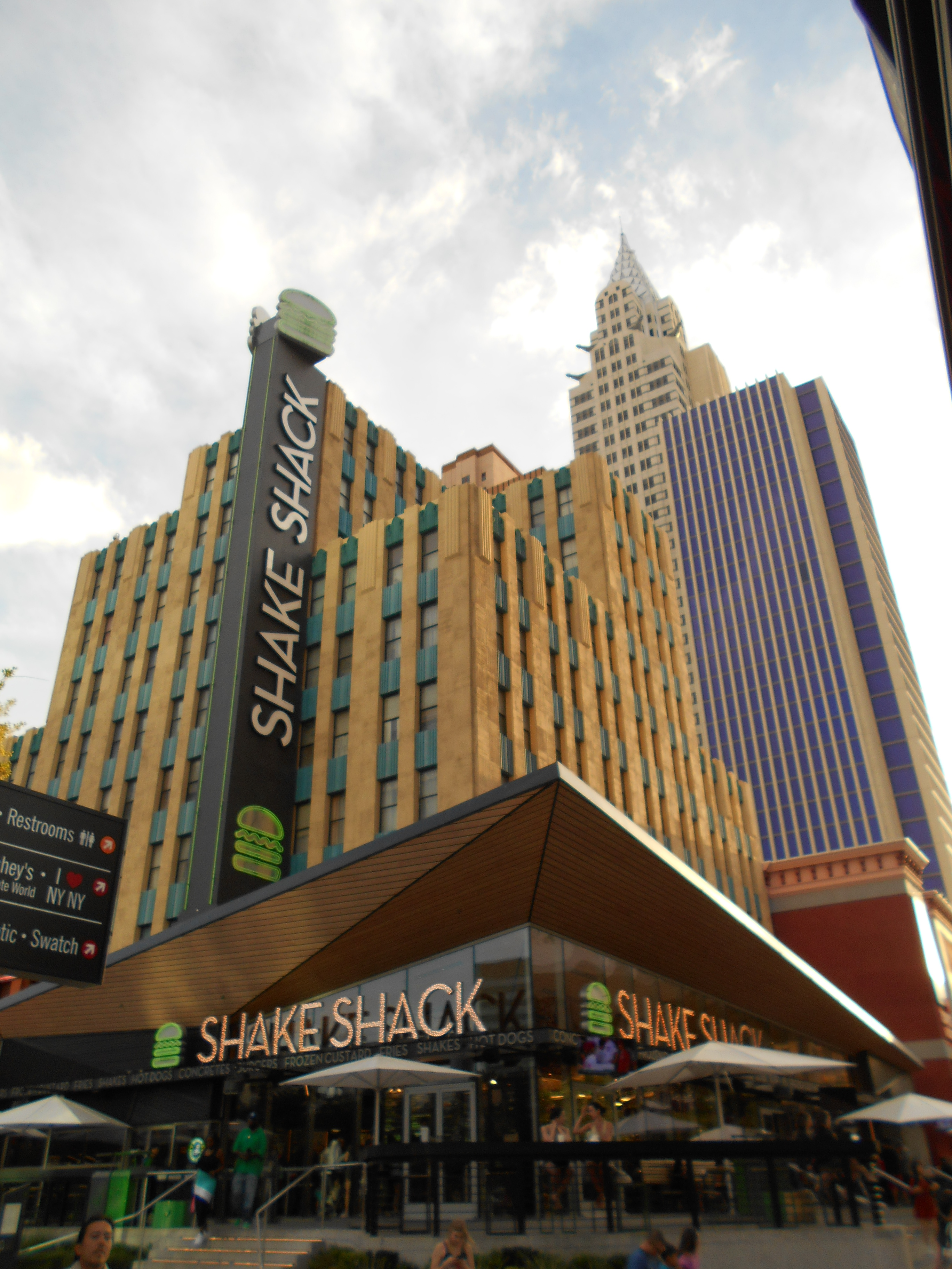 Big restaurant chain Shake Shack qualifies for PPP bailout because each restaurant has less than 500 employees.