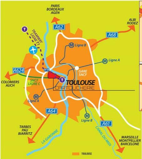 Plan Acc Ef Bf Bds Mairie De Rez Ef Bf Bd Parking Hotel De Ville