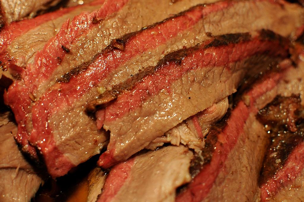 Smoke Ring Beef