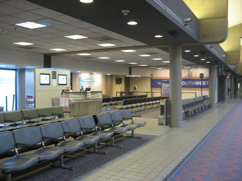 Gate A5 (Southwest)