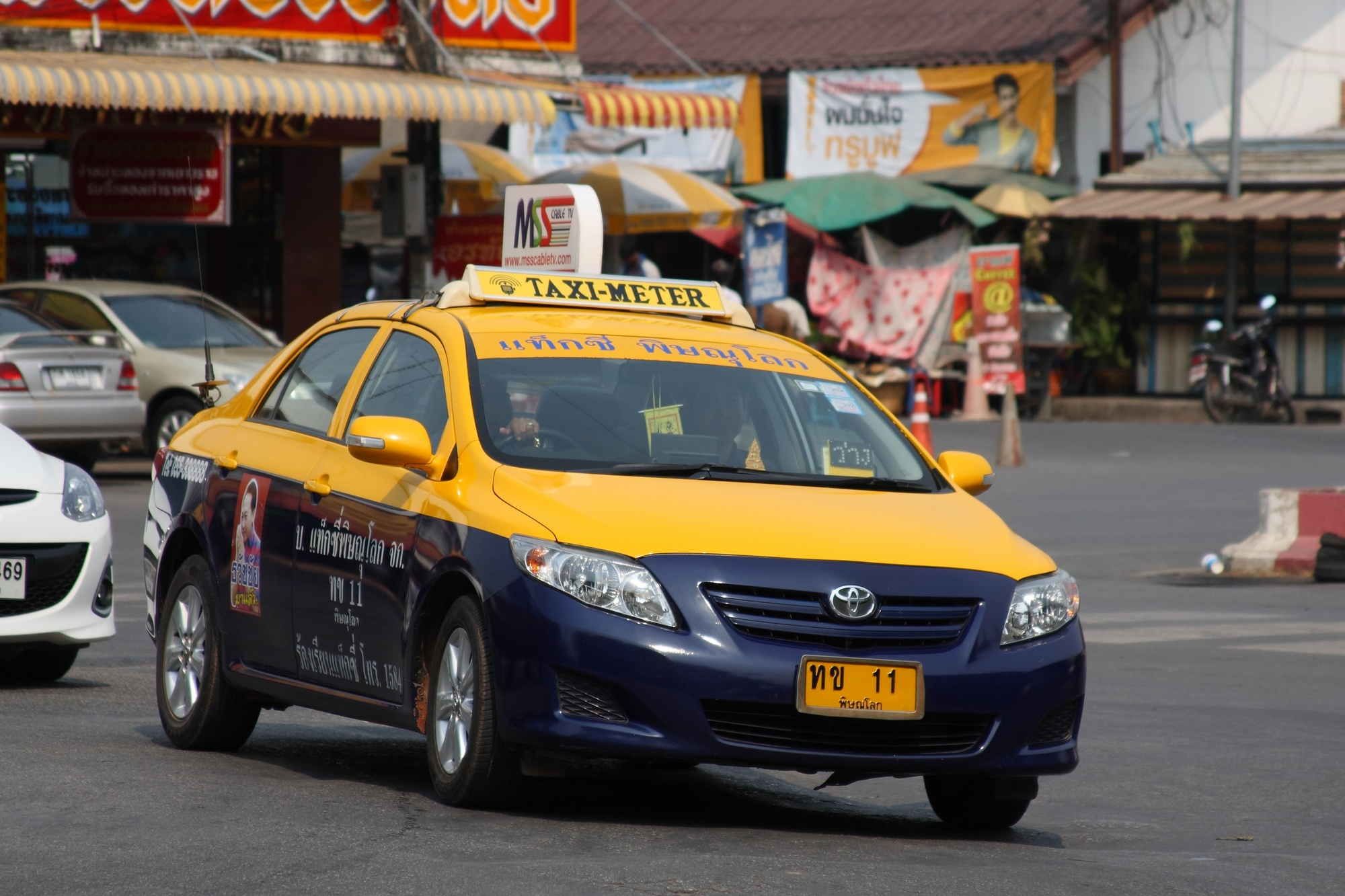 File Taxi Meter In Phitsanulok 01 Jpg Wikimedia Commons