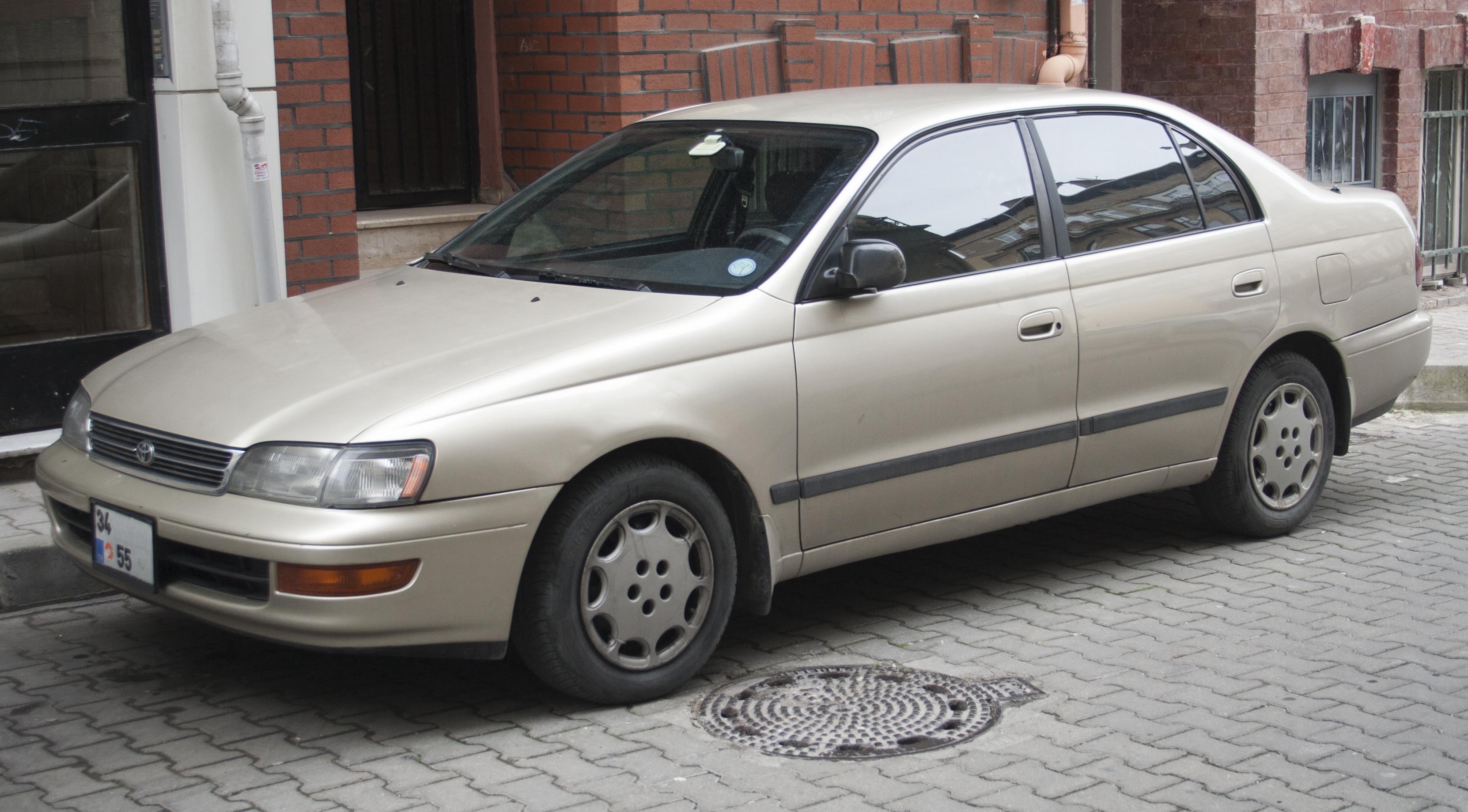 Toyota st191