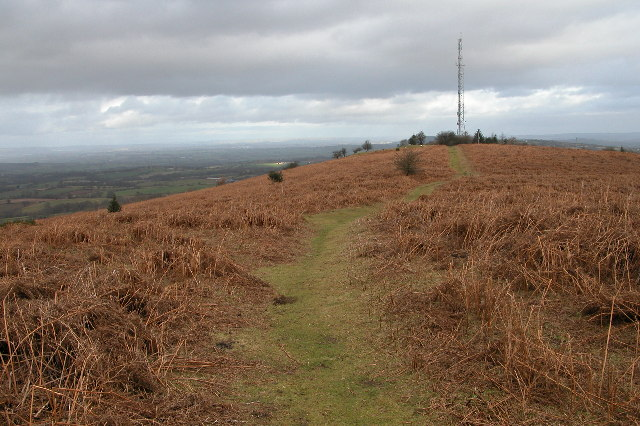 Transmitter on Garway Hill - geograph.org.uk - 101841