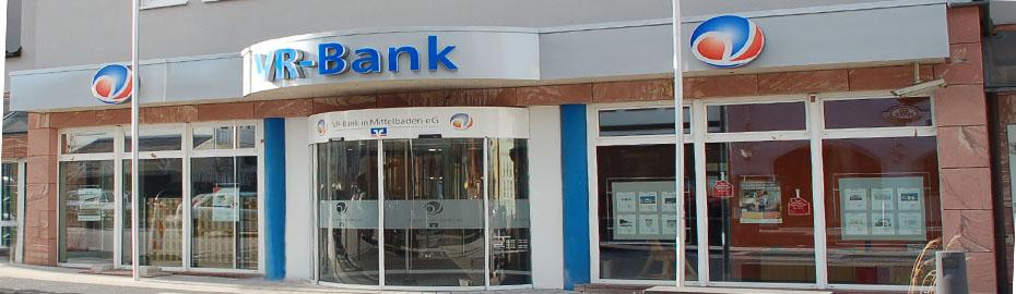 Vr Bank Iffezheim