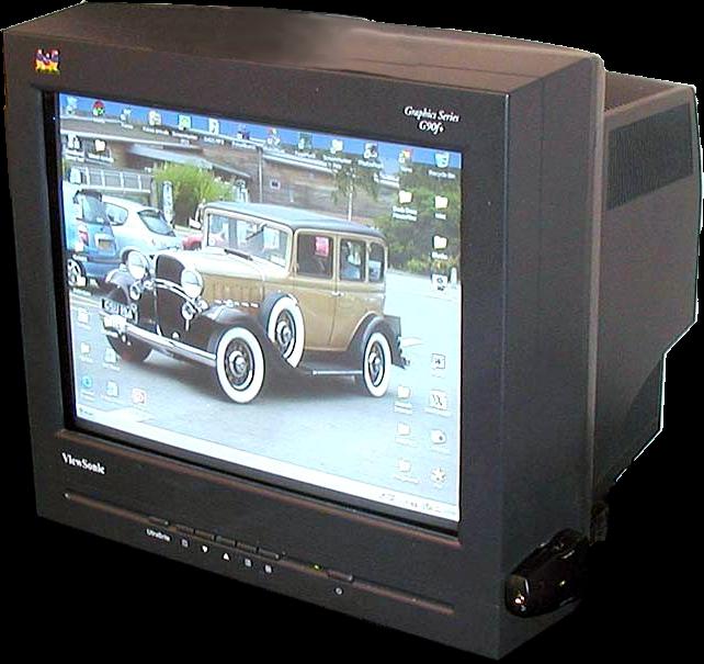Viewsonic CRT/LCD Driver Windows XP