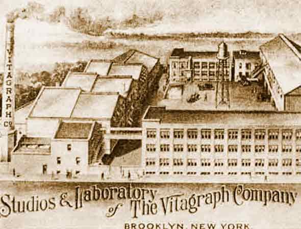 Vitagraph Studios Brooklyn, New York