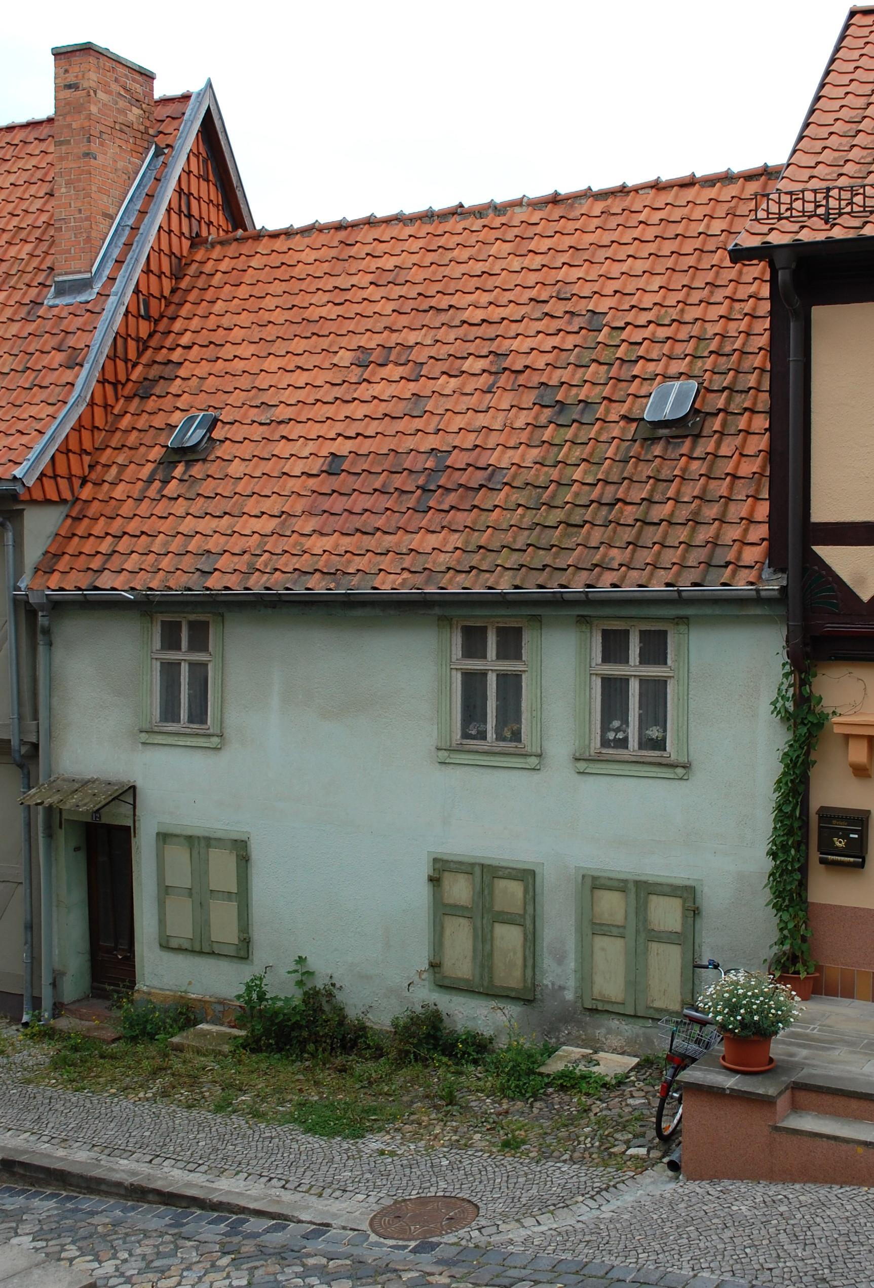 Wassertorstraße 12 (Quedlinburg)