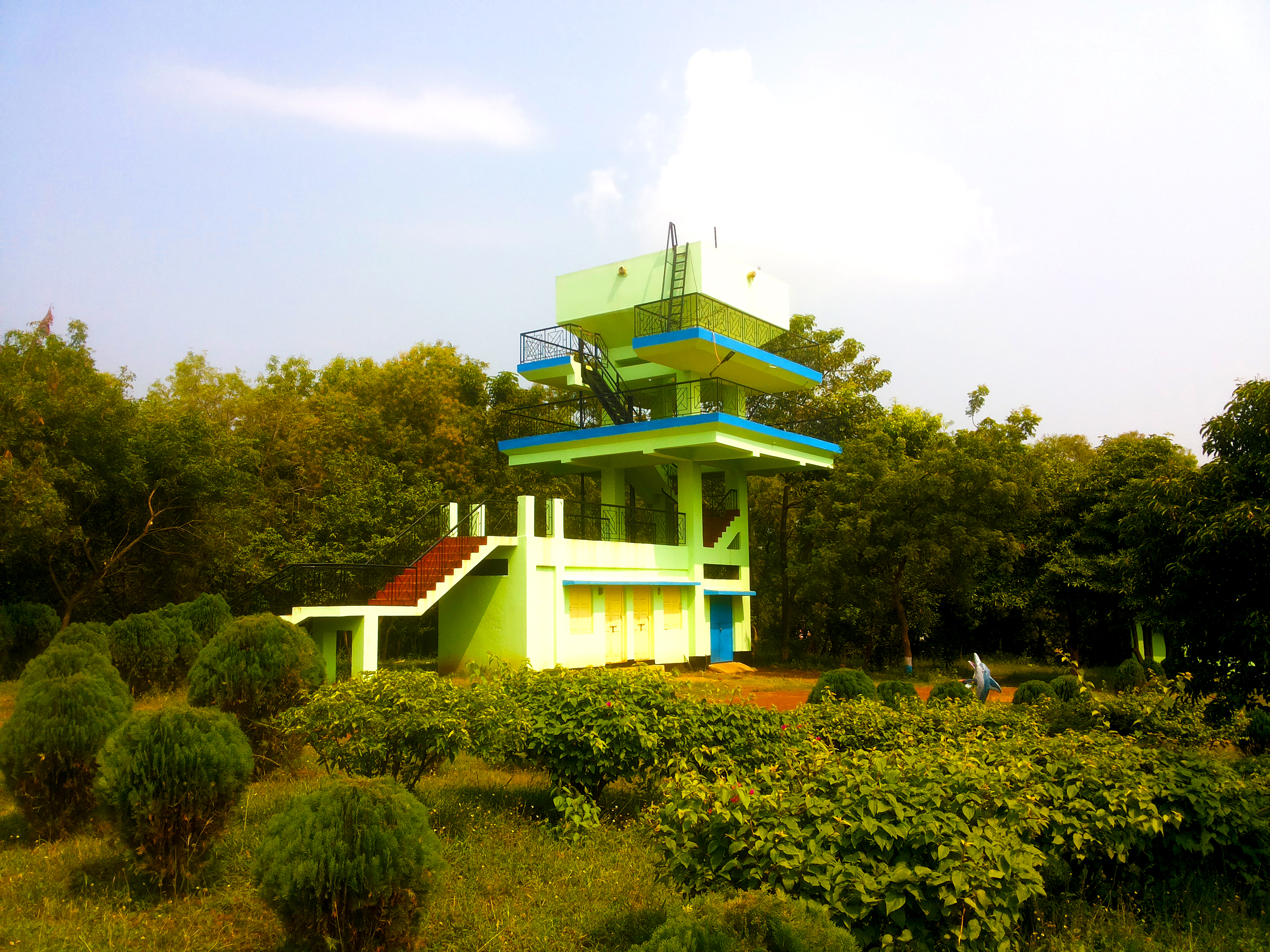 file watch tower at gopegarh eco park wikimedia mons