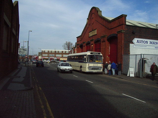 File Witton Tram Depot And Witton Island From Witton Lane Geograph Org Uk 373209 Jpg