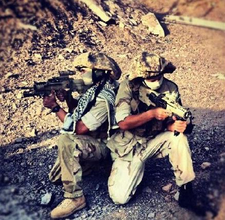 لواء جفعاتي الاسرائيلي ....... חטיבת גבעתי %22Rimon%22_Special_Operations_Unit