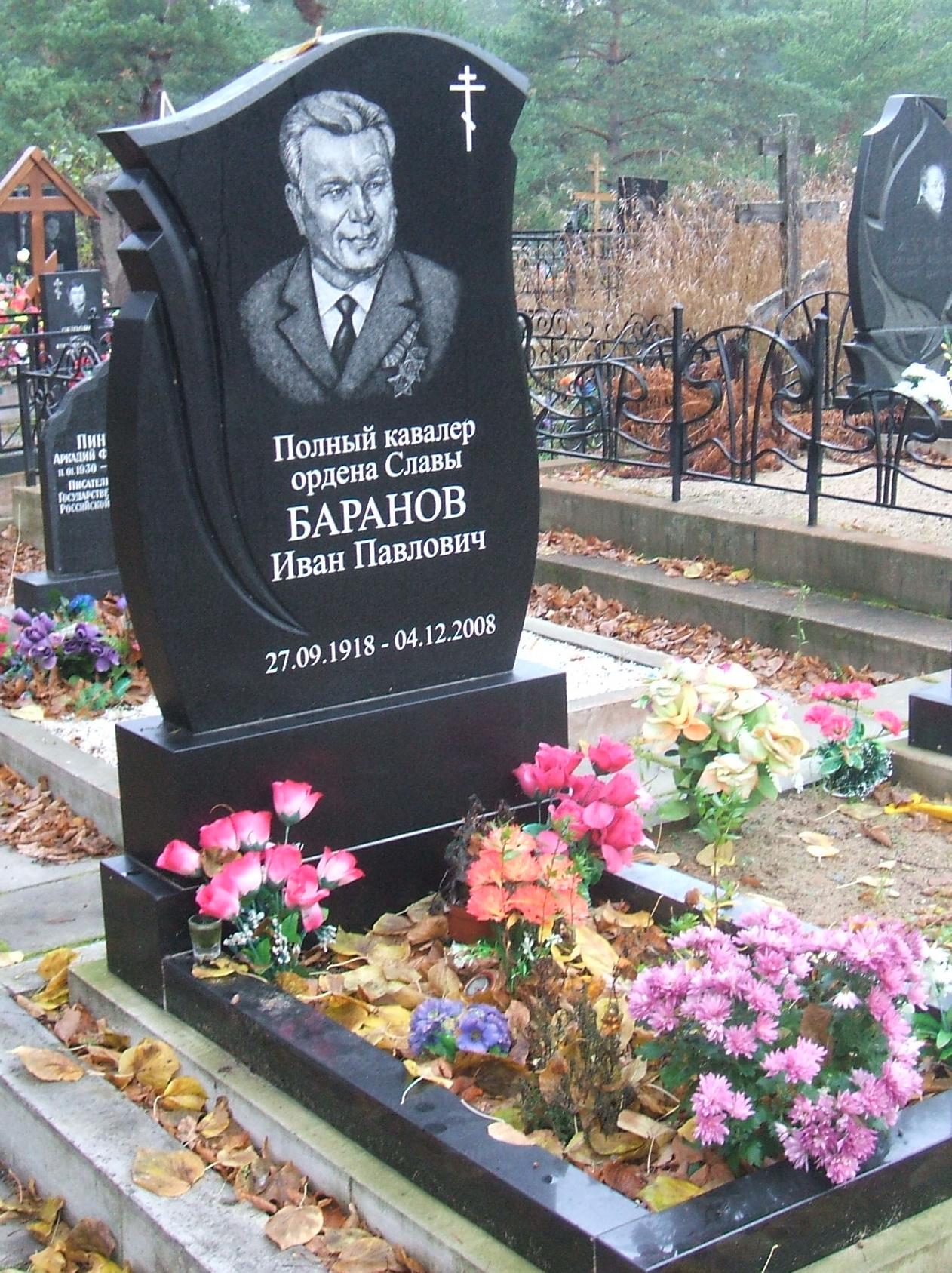 фото памятника кладбище