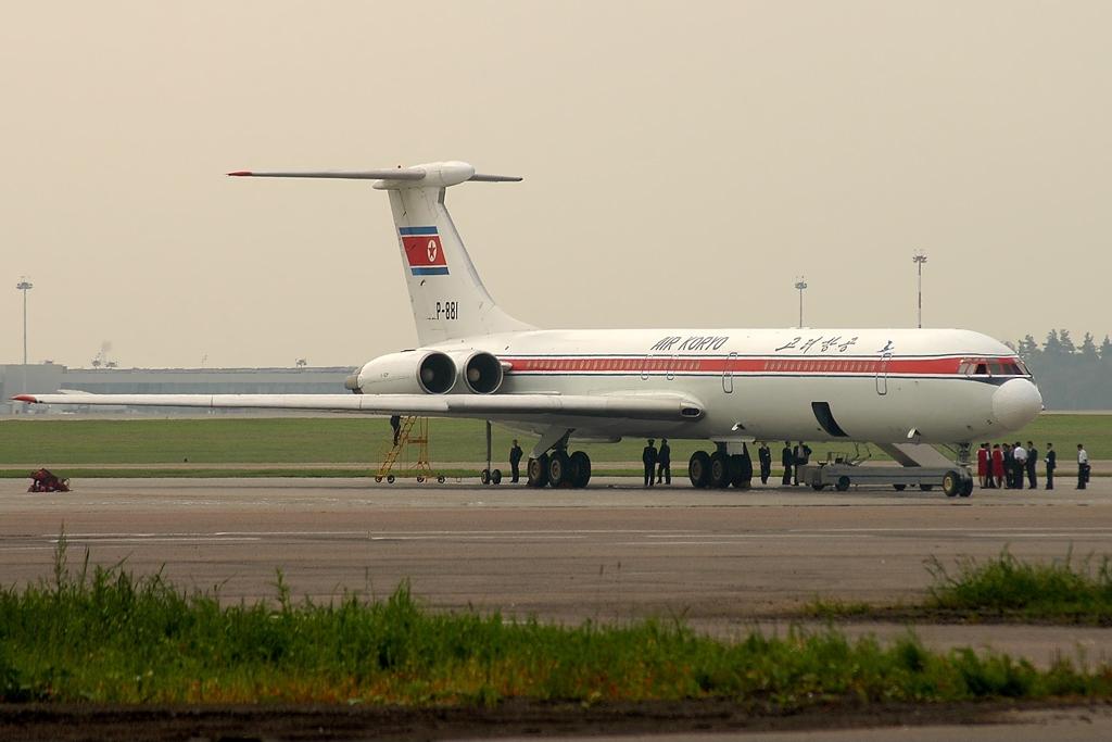 1983 Chosonminhang Ilyushin Il-62 crash - Wikipedia
