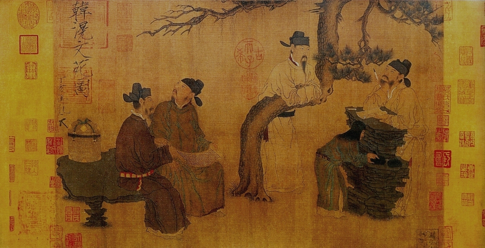 the history of ancient china essay Ancient china essay questions  chinese history follows a repeating pattern known as the dynastic cycle it is the historical pattern of the rise, decline, and.