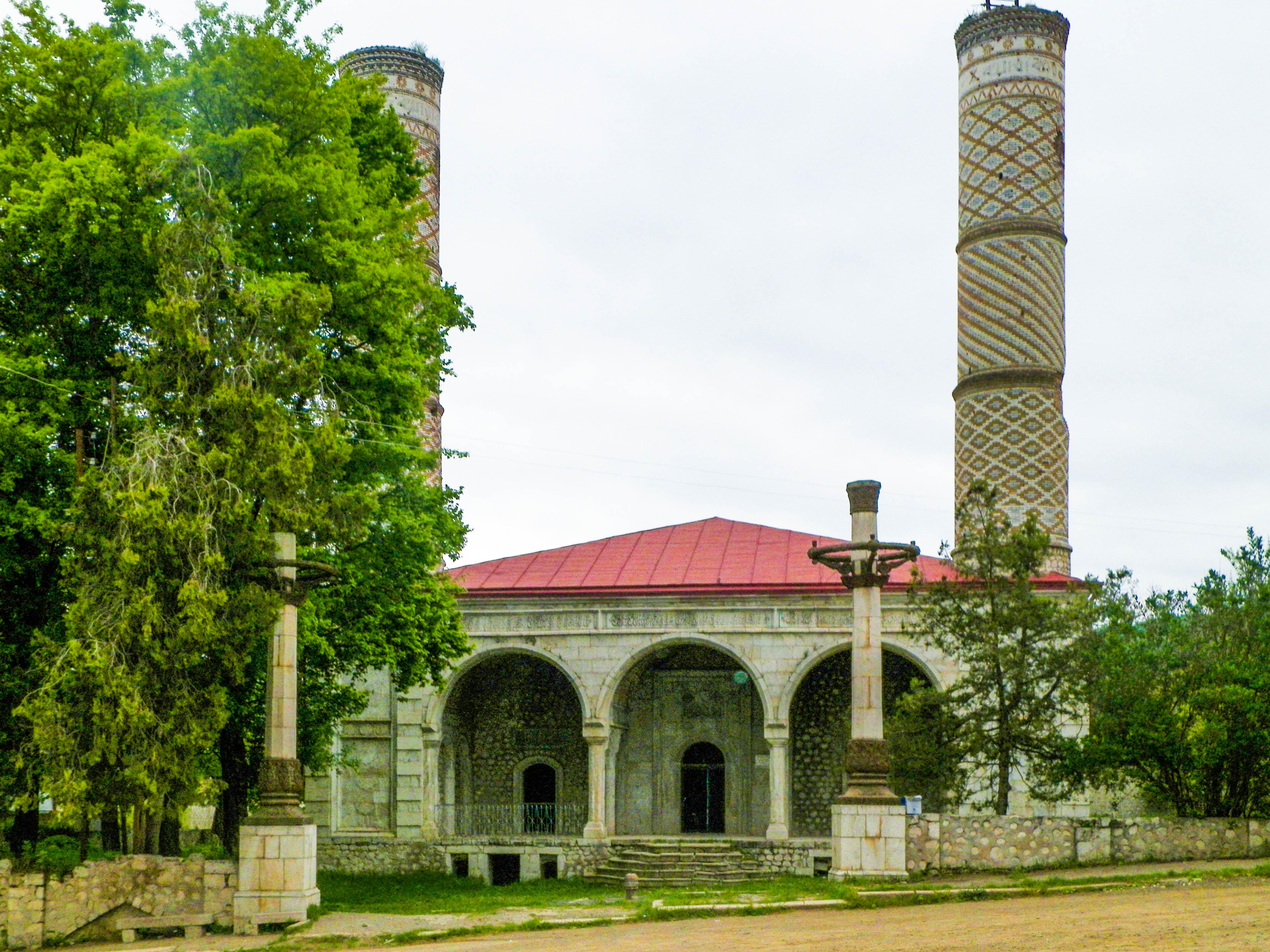 Yuxarı Gövhər ağa məscidi — Vikipediya