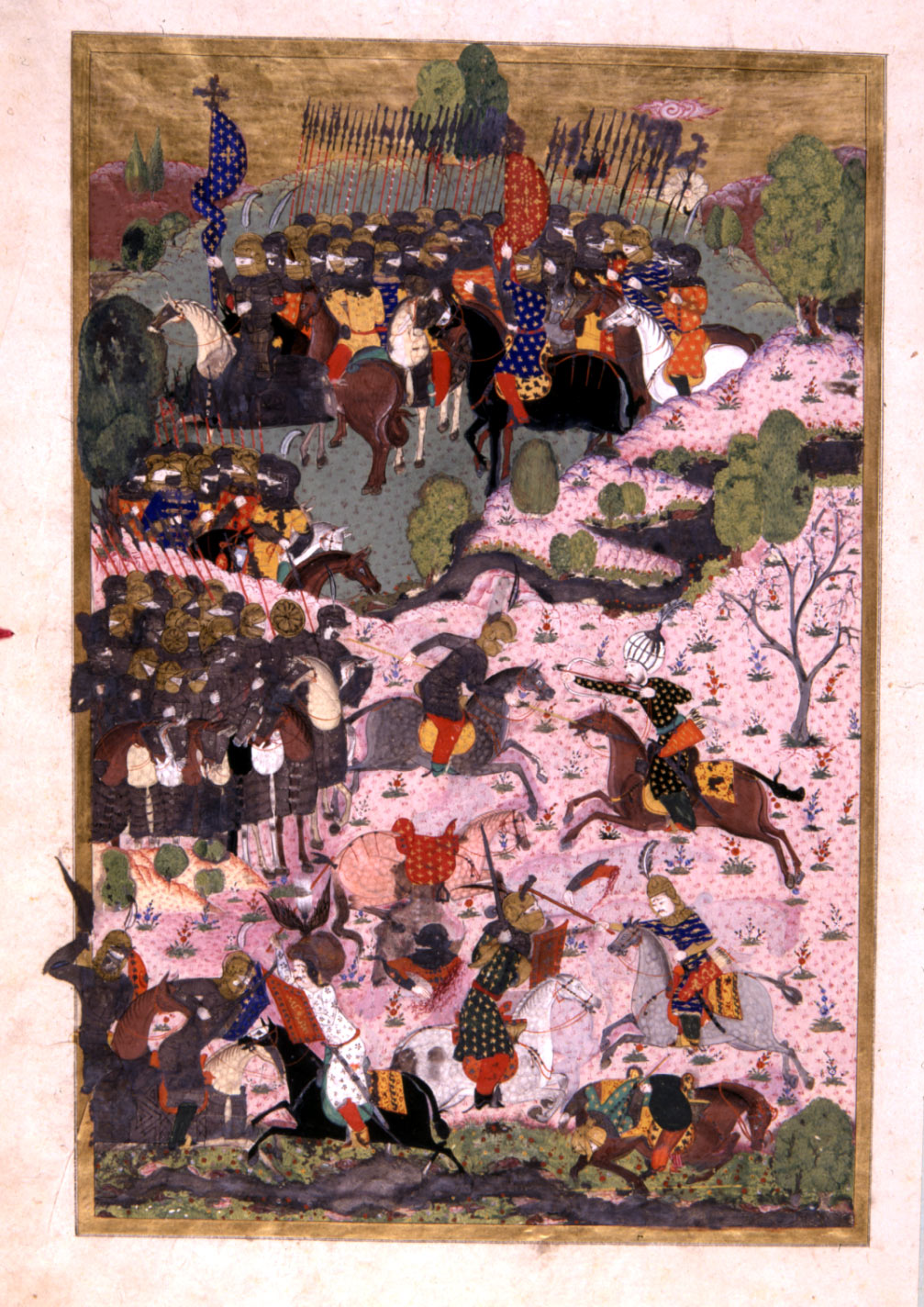 File:1526-Single Combat at the battle of Mohacs-Suleymanname.jpg