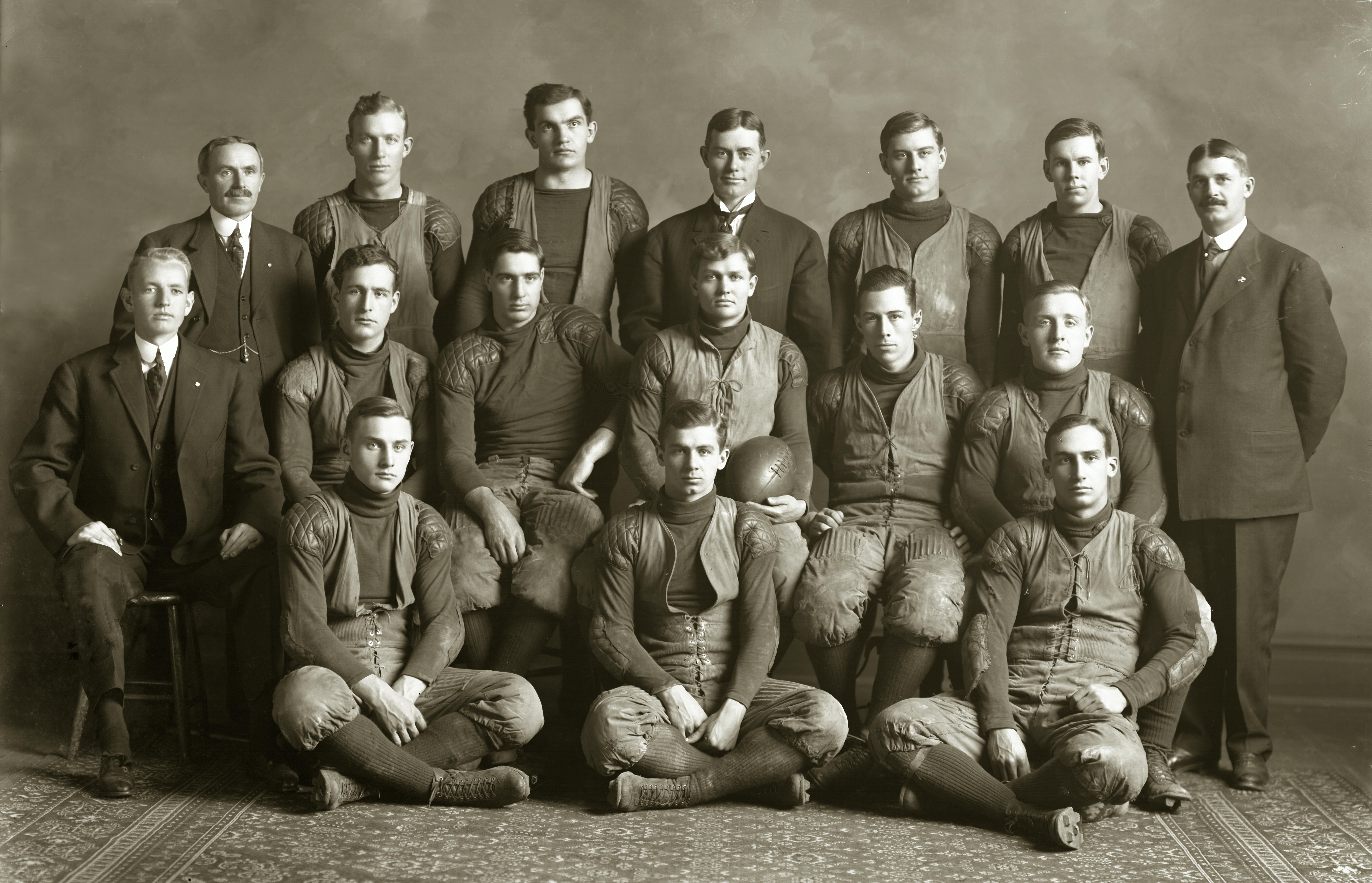 1907 Michigan Wolverines football team - Wikipedia