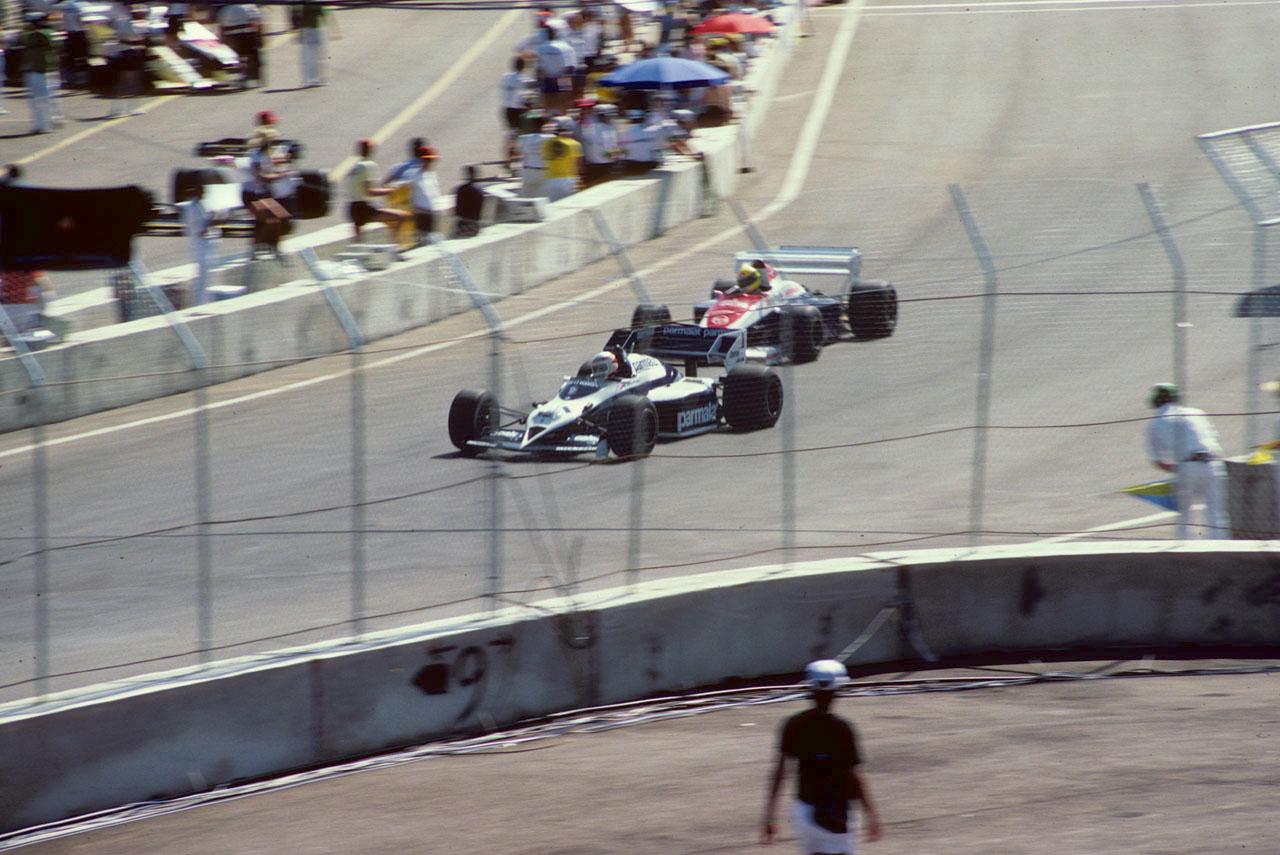 Senna Crashed