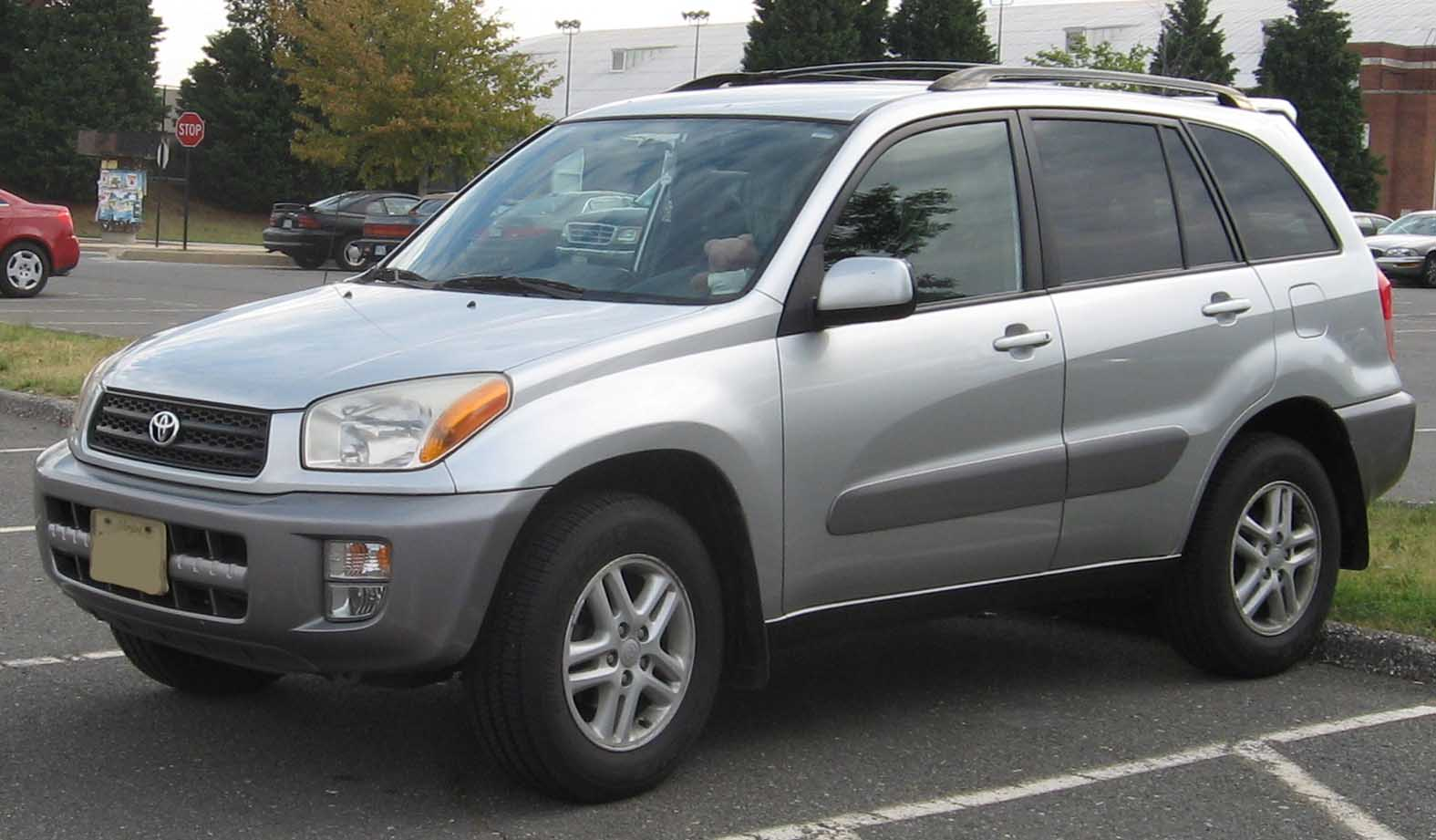 1998 Rav4 Custom >> File:2001-2003 Toyota RAV4.jpg - Wikimedia Commons