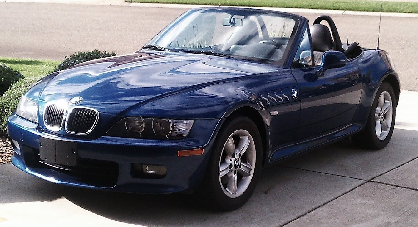 File 2001 Bmw Z3 2 5i Jpg Wikimedia Commons