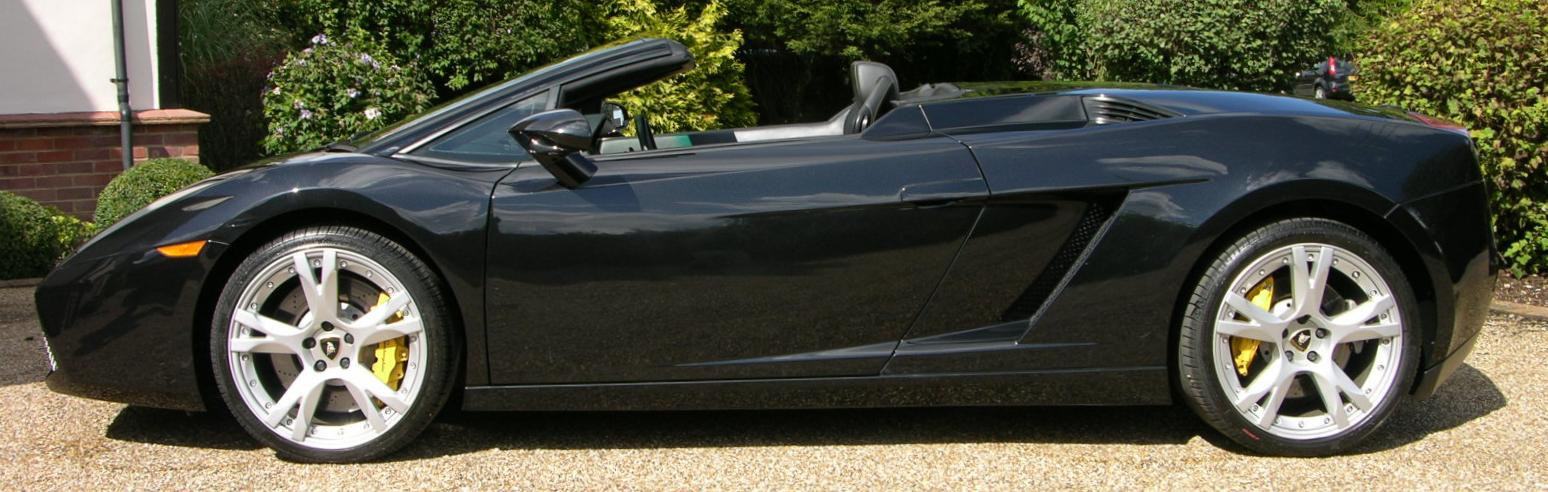 File:2006 Lamborghini Gallardo Spyder E-Gear - Flickr - The Car Spy (