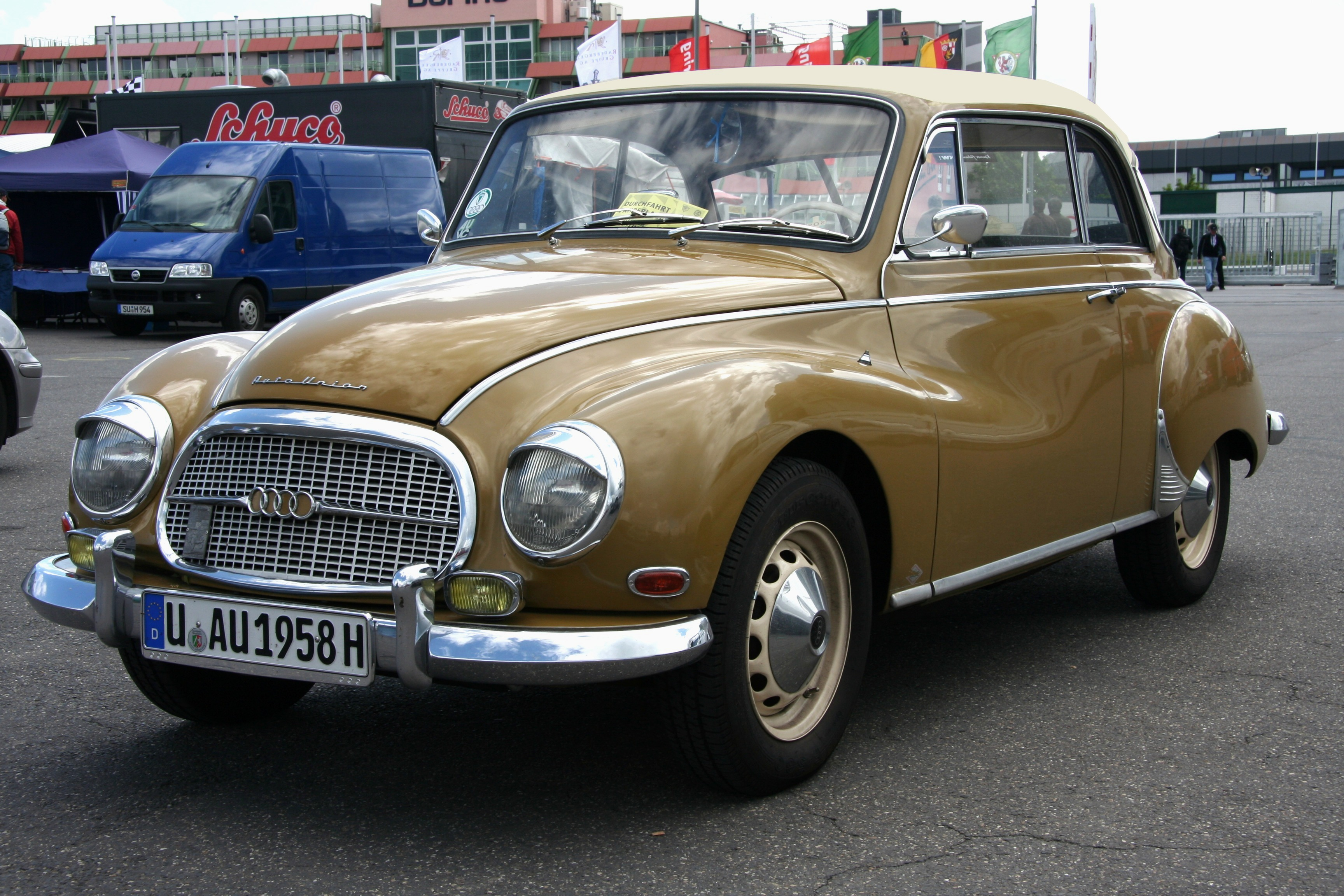 File:2007-06-16 auto union 1000 (frontpartie)