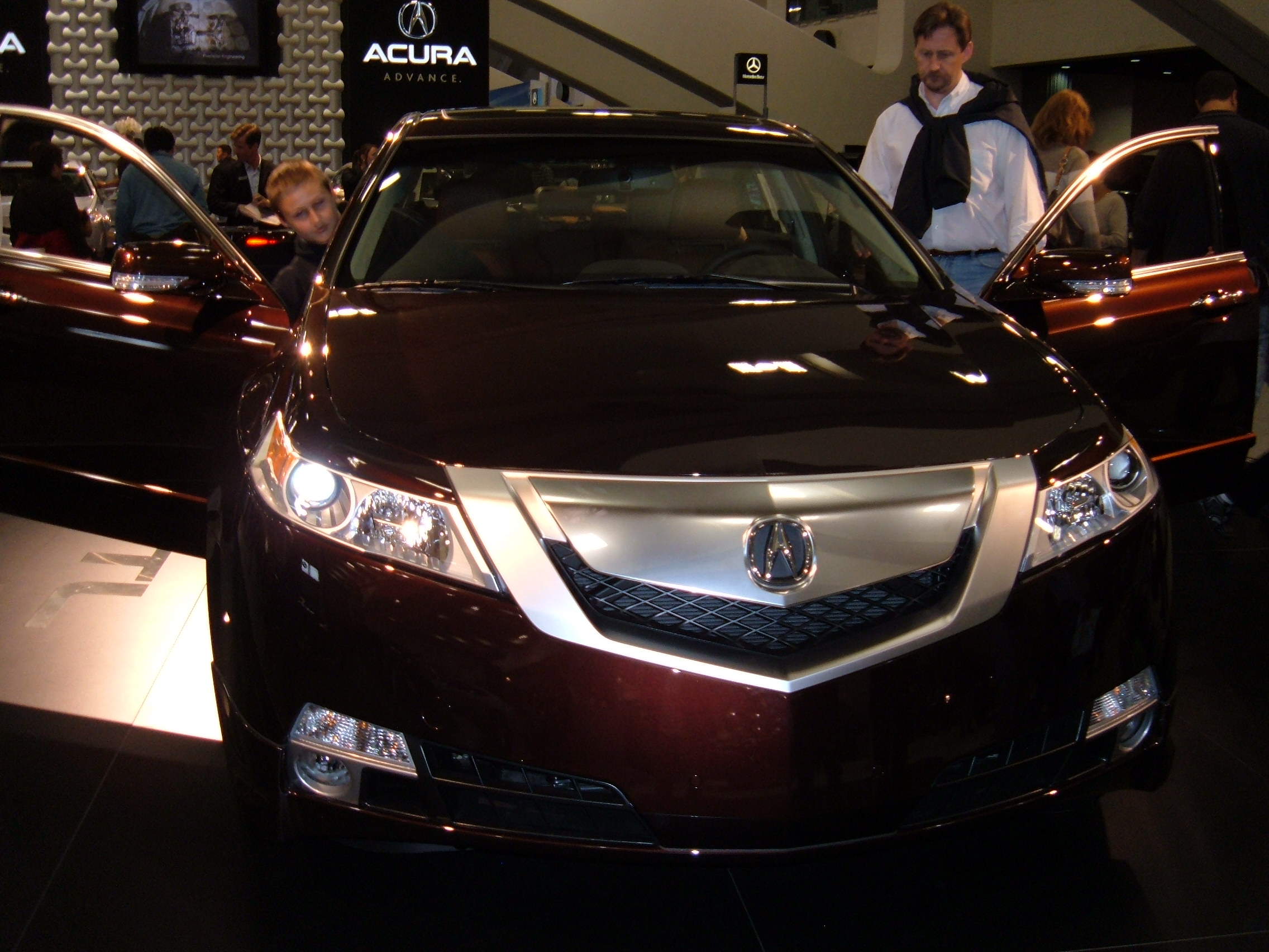 file 2009 maroon acura tl sh awd tech front jpg. Black Bedroom Furniture Sets. Home Design Ideas