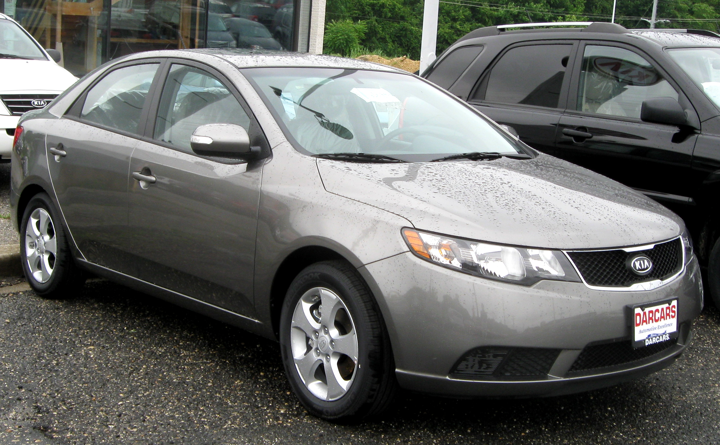 Captivating File:2010 Kia Forte EX 1