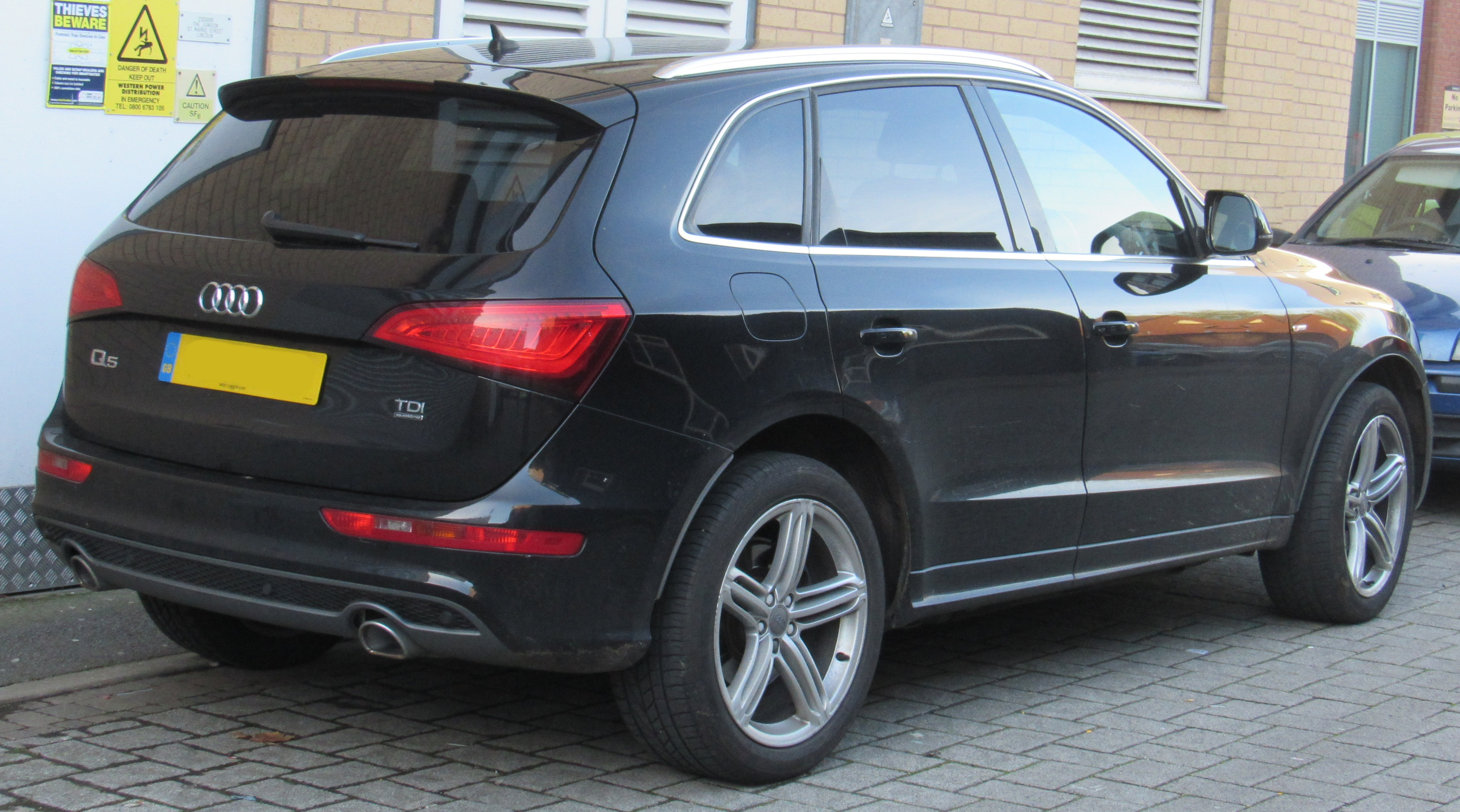 Audi Q5 Wikipedia >> 2014 Audi Q5 S Line | www.pixshark.com - Images Galleries With A Bite!