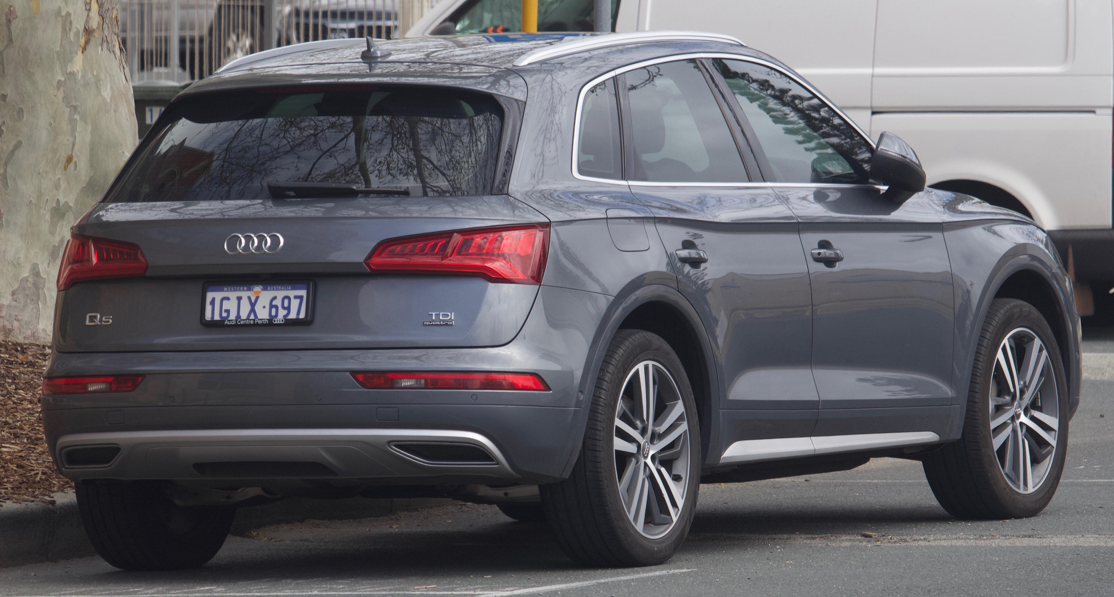 Kekurangan Audi Q5 Top Model Tahun Ini