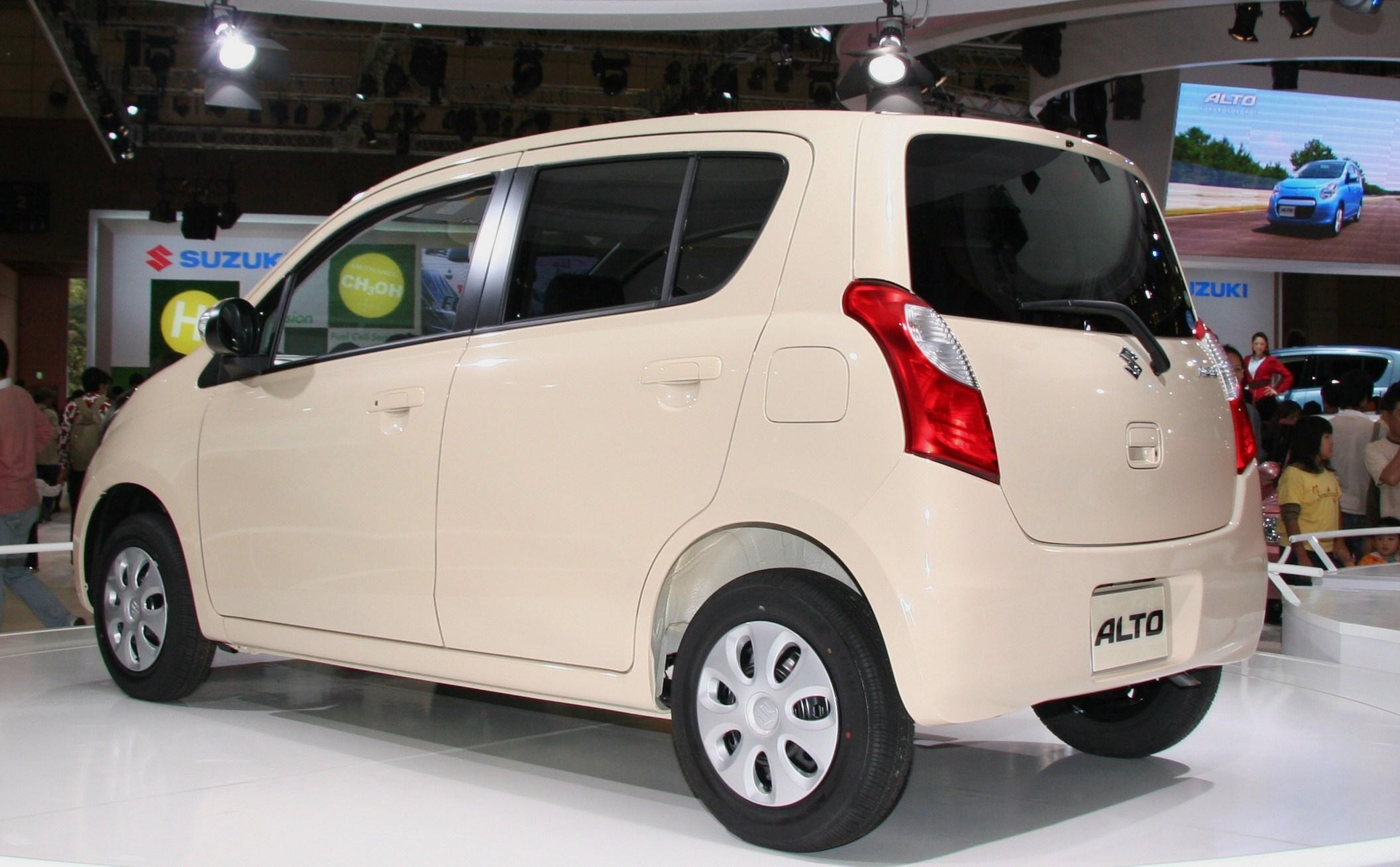 Suzuki Car Launch In Pakistan