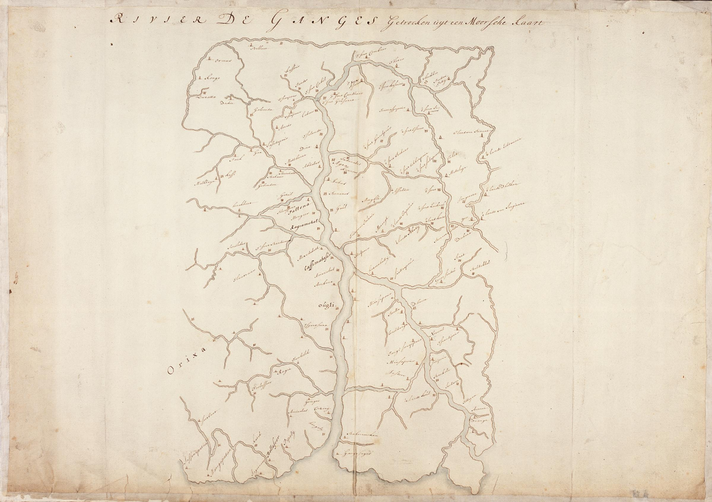 File:AMH-5160-NA Map of the Ganges river.jpg - Wikimedia Commons