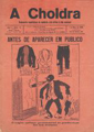 A Choldra, N.º 14, 1 de Maio de 1926, capa.jpg