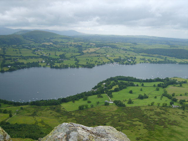 Above Ullswater - geograph.org.uk - 864452