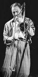 Albert Mangelsdorff German jazz trombonist