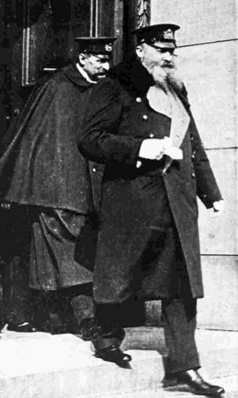 Grand Admiral von Tirpitz, 1915