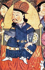 leader of the Tümed Mongols