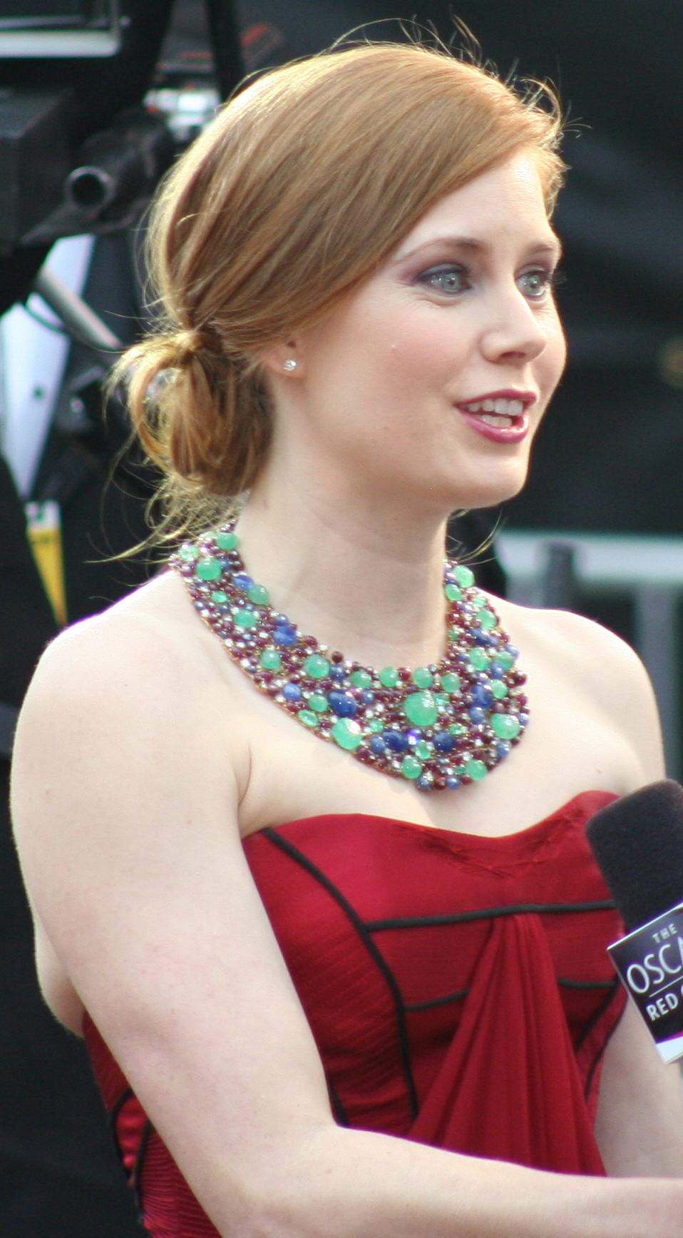 Amy Adams Wikipedia Español and the timeless award for best oscars bling goes to