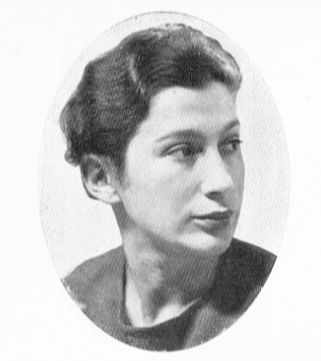 Image of Anna Riwkin-Brick from Wikidata