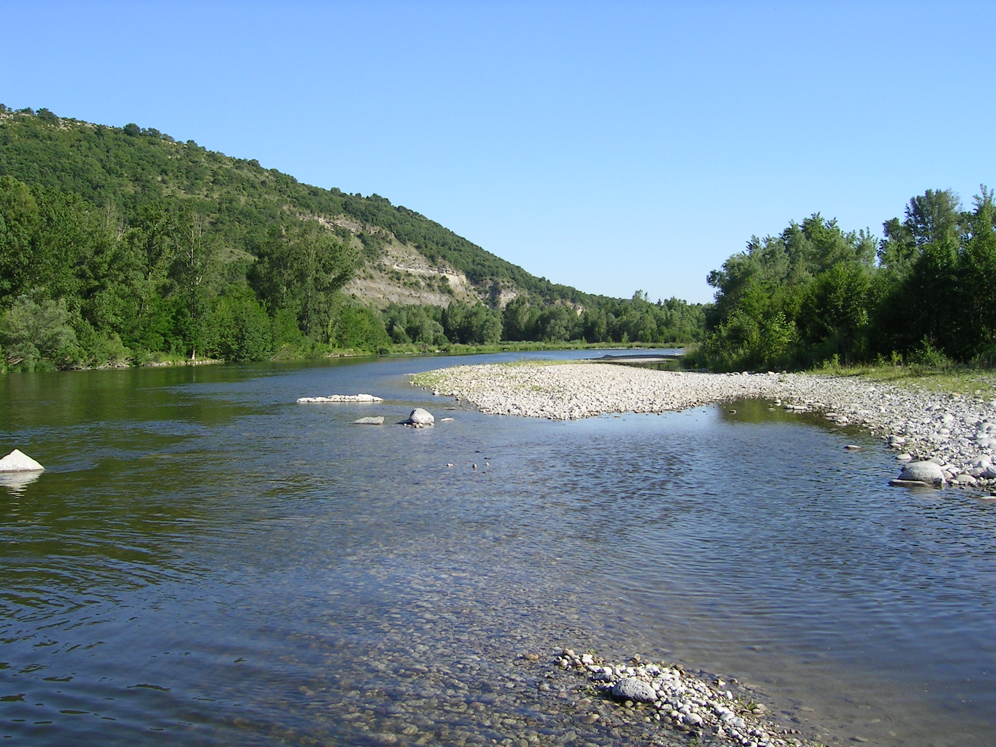 File:Ardèche River France.jpg  Wikipedia, the free encyclopedia