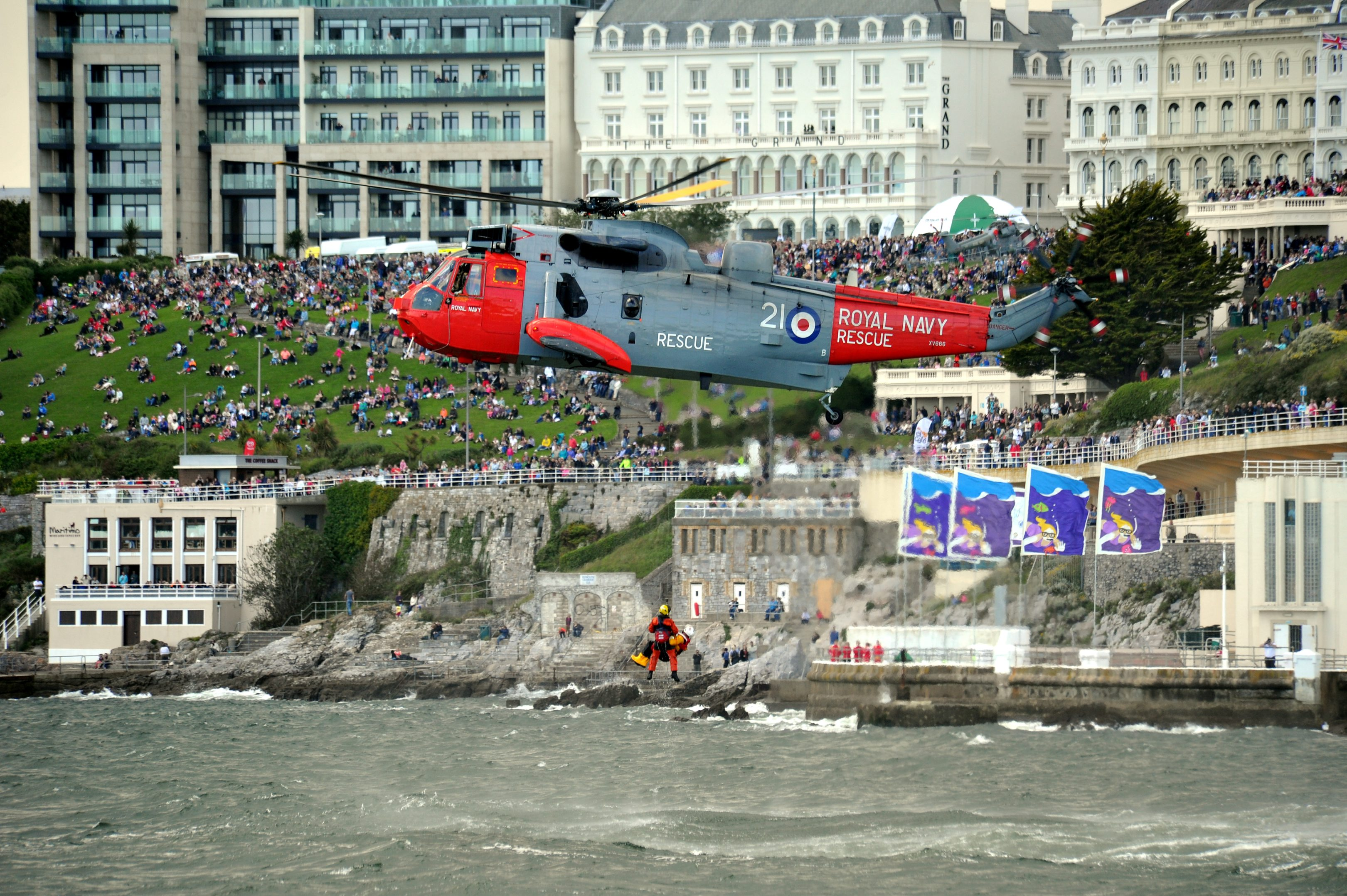 filearmed forces day national event in plymouth mod