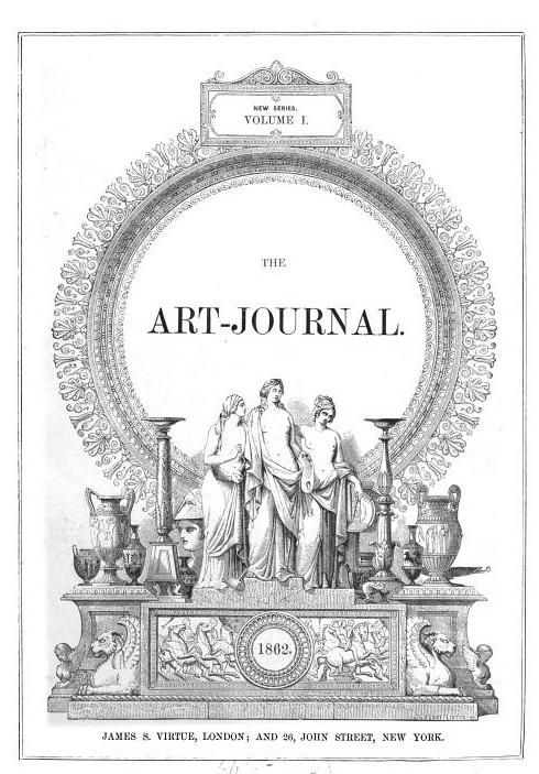 Title Pages For Art File:art Journal Title Page