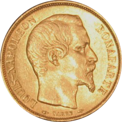 Fichier Avers 10 Francs Napoleon Iii Or Tete Nue Png Wikipedia