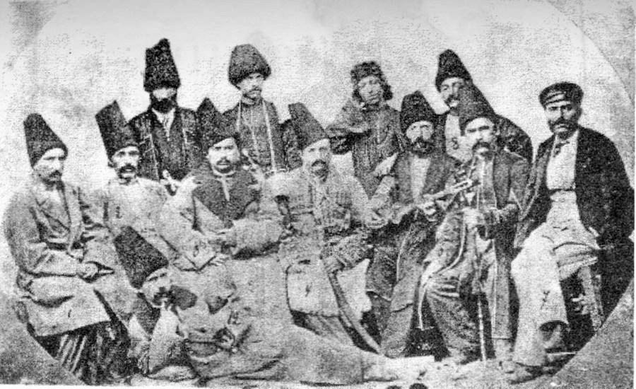 Ադրբեջանցիները Հայաստանում ...