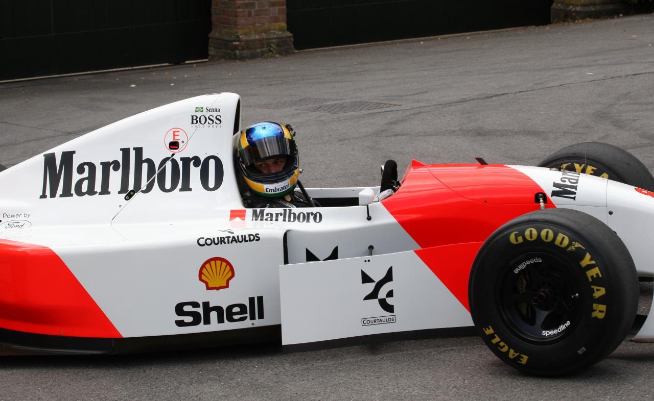 Gp Race Car