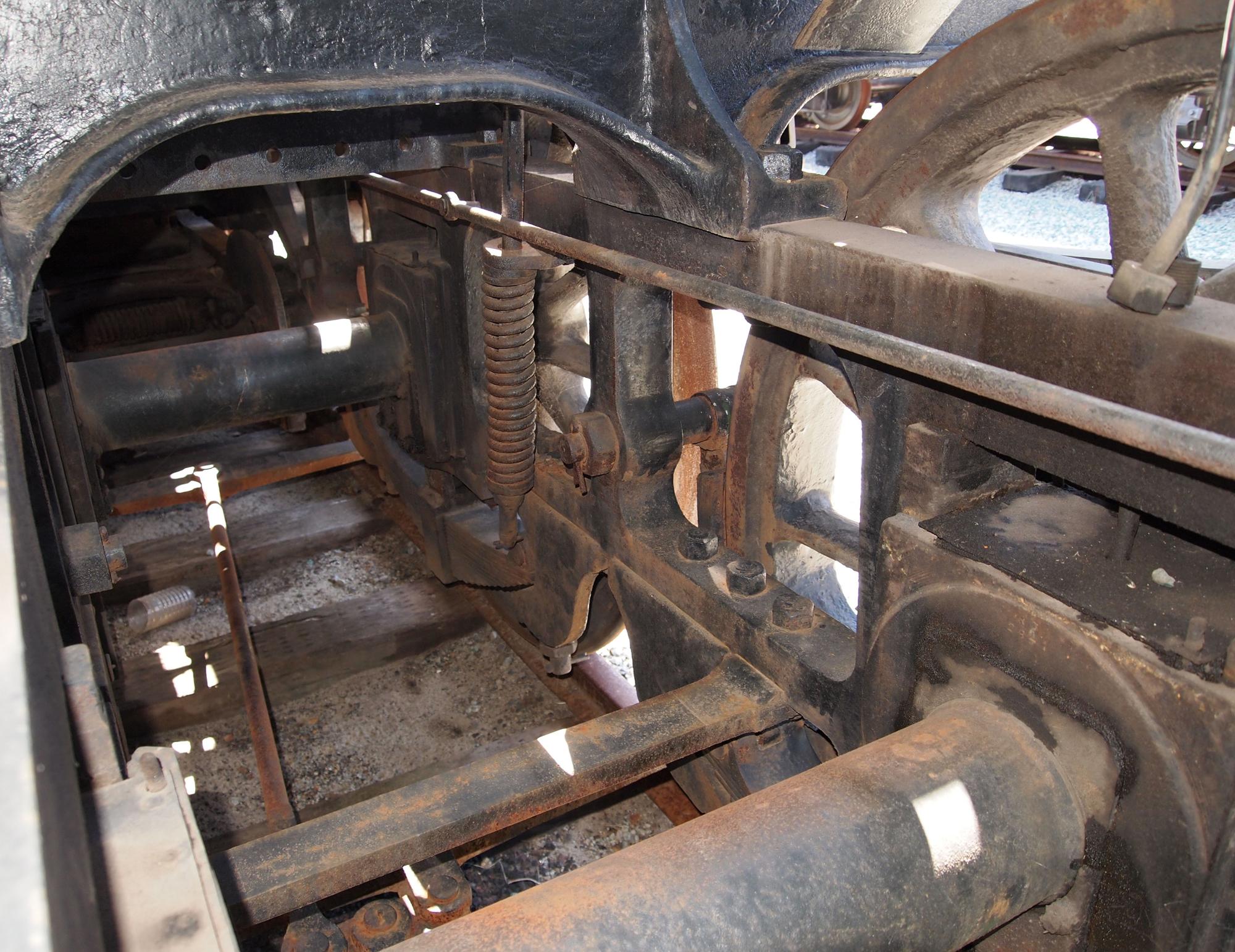 File:Bar frames U class locomotive WAGR.jpg - Wikimedia Commons