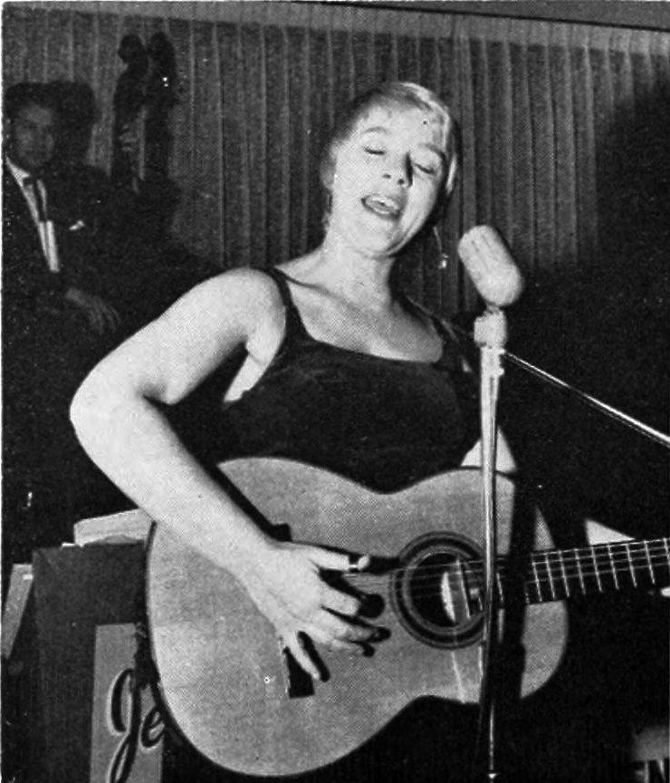 Dane en 1960
