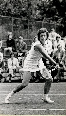 Betty Stöve, Dutch tennisplayer