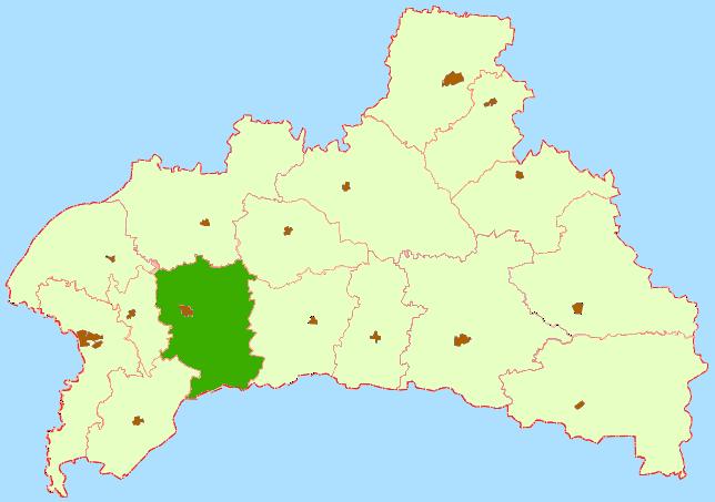 Kobryn District
