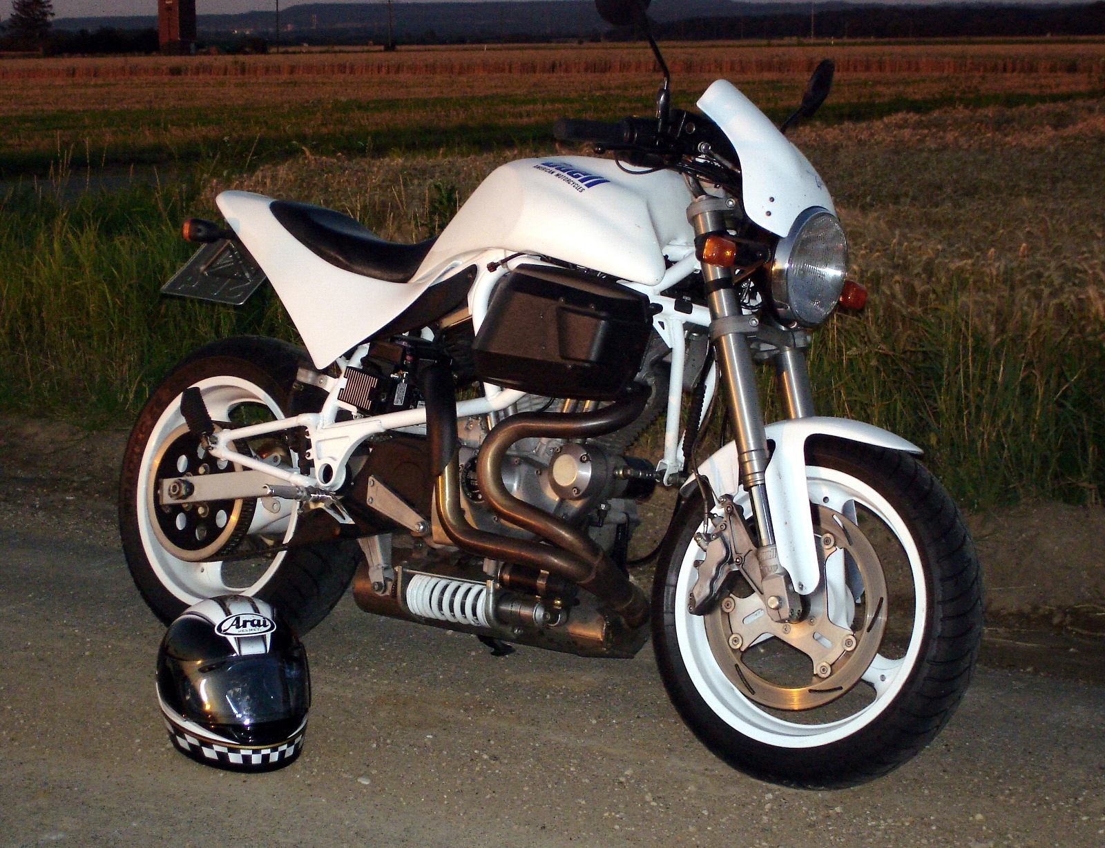 Lightning S1/W - Sport Twin Buell Forums